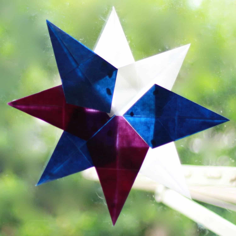 Waldorf Window Star