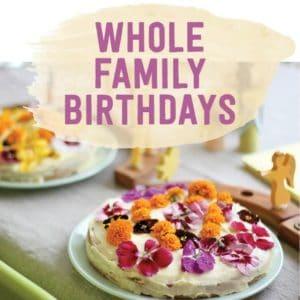 Whole Family Rhythms Birthday eGuide