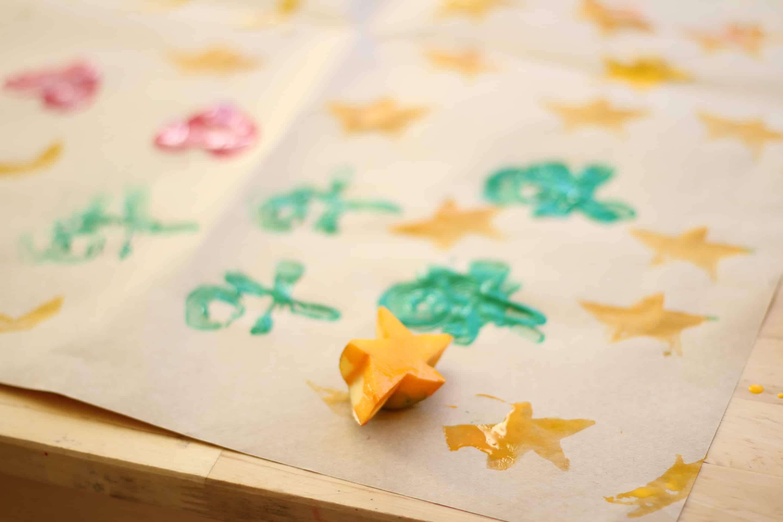 homemadewrappingpaper