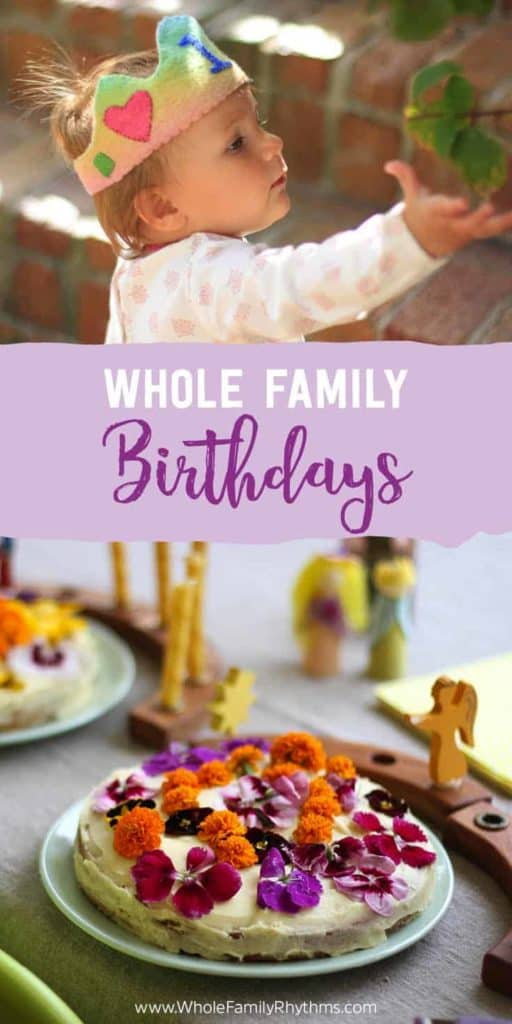 How to create meaningful, minimalist and magical birthday traditions for your family.