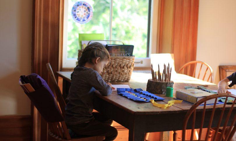 Waldorf-Inspired Homeschooling Years 1 & 3