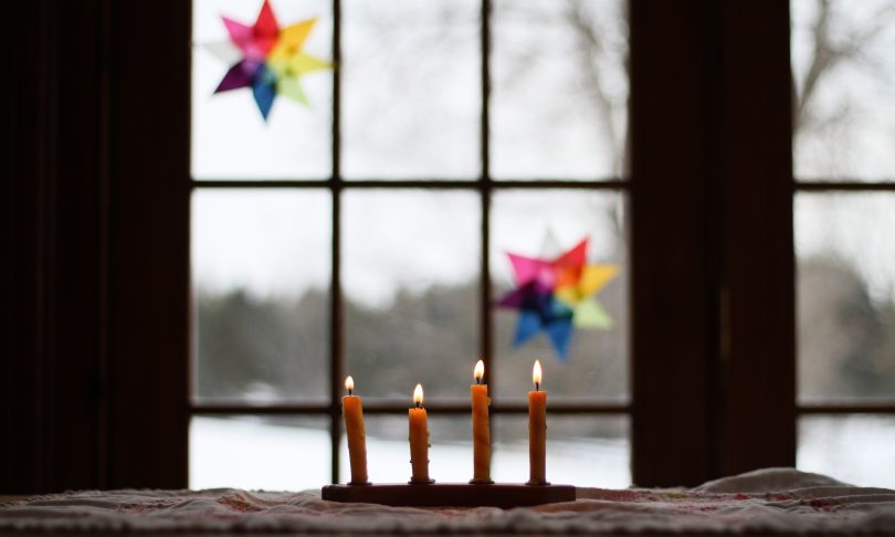 Storytelling : The Four Candles
