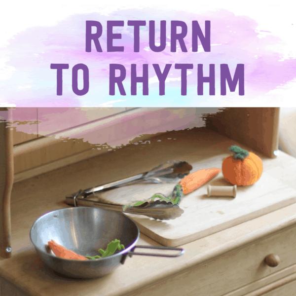 Return to Rhythm