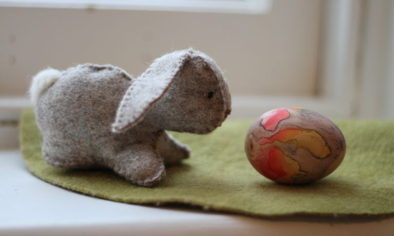 Flopsy Easter Bunny Tutorial