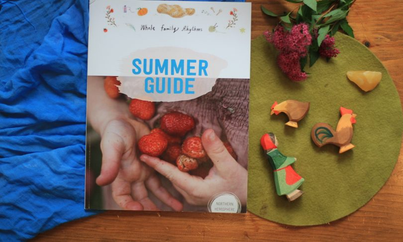 Whole Family Rhythms : Summer Guide