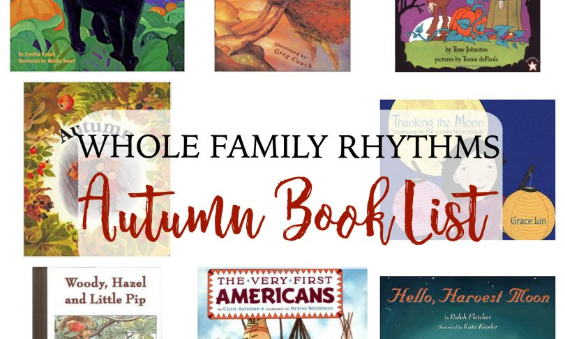 Waldorf and Nature-Inspired Autumn Reading List