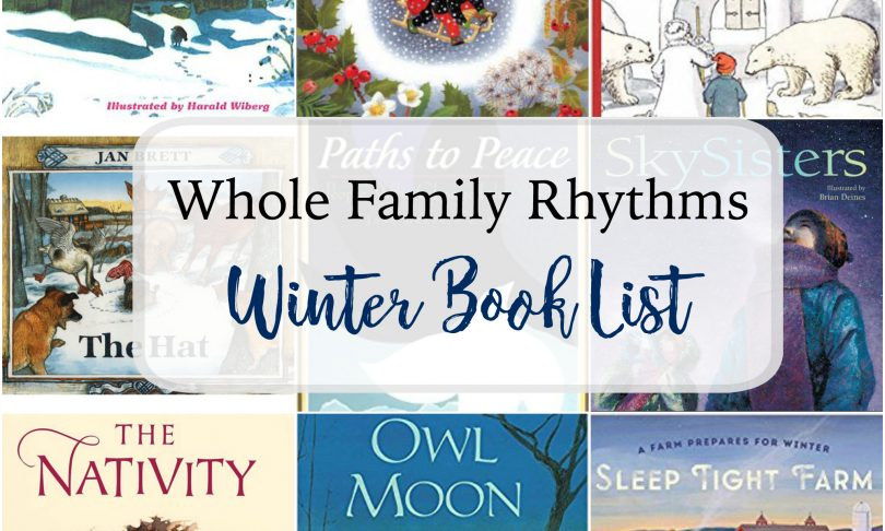 Waldorf and Nature-Inspired Winter Reading List