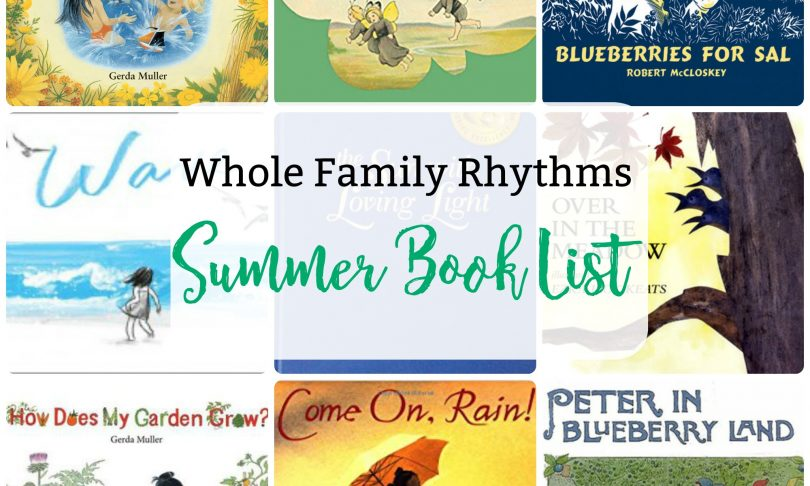 Waldorf and Nature-Inspired Summer Reading List