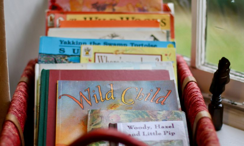 Organizing your Children's Books by Season