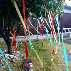 Streamers in the Tree