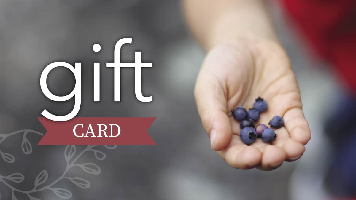 Gift card image