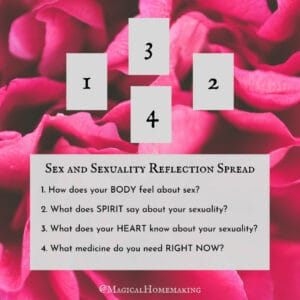 sex and sexuality reflection